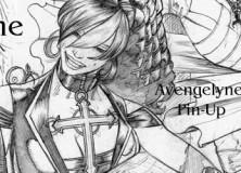 Avengelyne Pin-Up